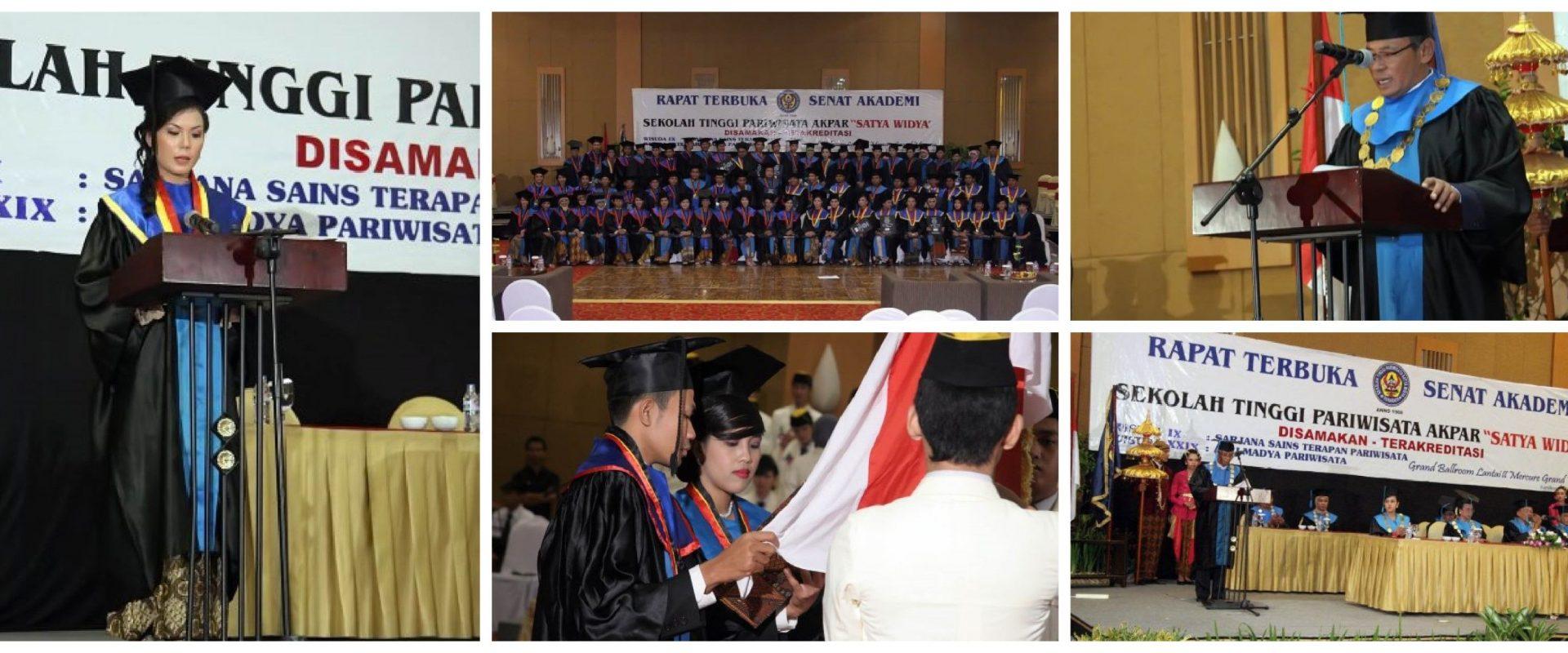 Banner STP Kampus Graduates