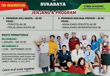 Banner PMB Satya Widya Surabaya